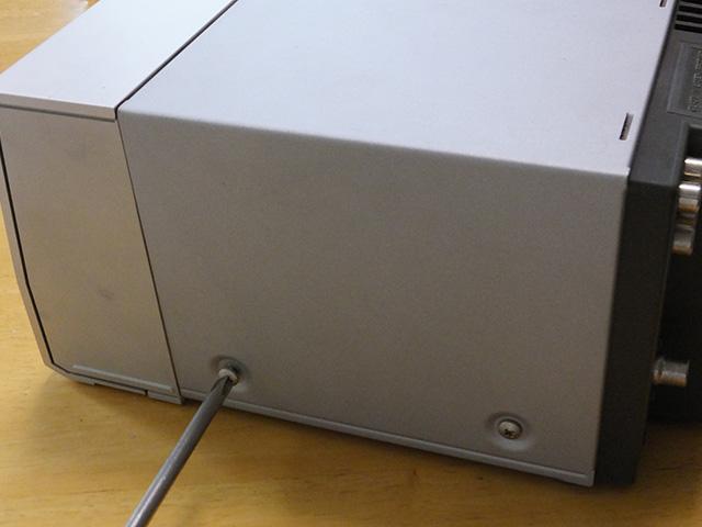 Qbric CMT-101を修理:メガギガ...